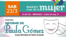 INFORME DE PAULA GOMEZ