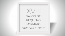 INAUGURACIÓN XVIII SALÓN DE PEQUEÑO FORMATO