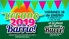 Verano 2019 en tu Barrio!