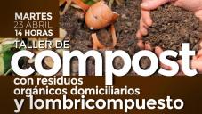 TALLER DE COMPOST Y LOMBRICOMPUESTO