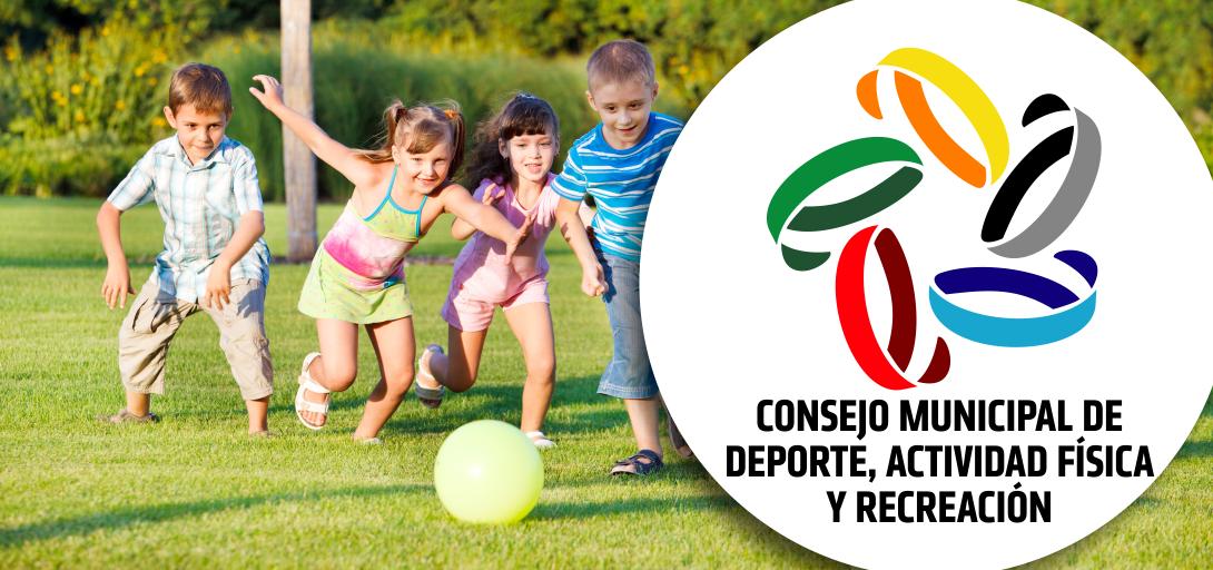 CONSEJO MUNICIPAL DE DEPORTE, ACTIVIDAD FÍSICA Y RECREACIÓN