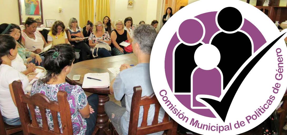 COMISIÓN MUNICIPAL DE POLÍTICAS DE GÉNERO
