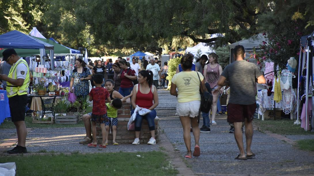 Una multitud disfrutó de la primera jornada de la Fiesta de Pico