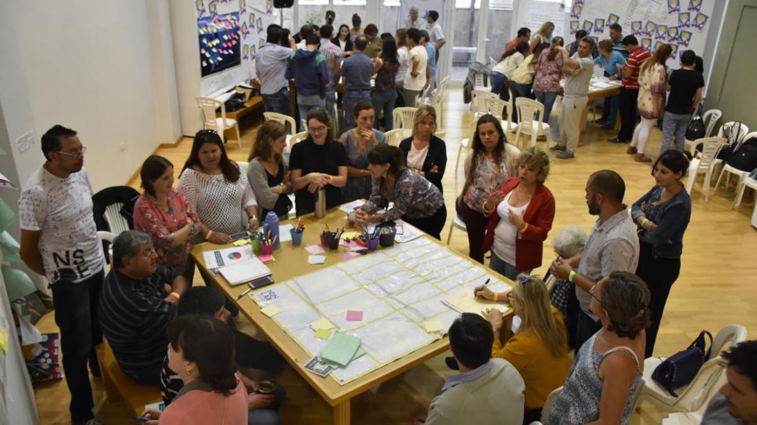 Continúan las disertaciones, conferencias y charlas abiertas en el IV Congreso de Participación Ciudadana