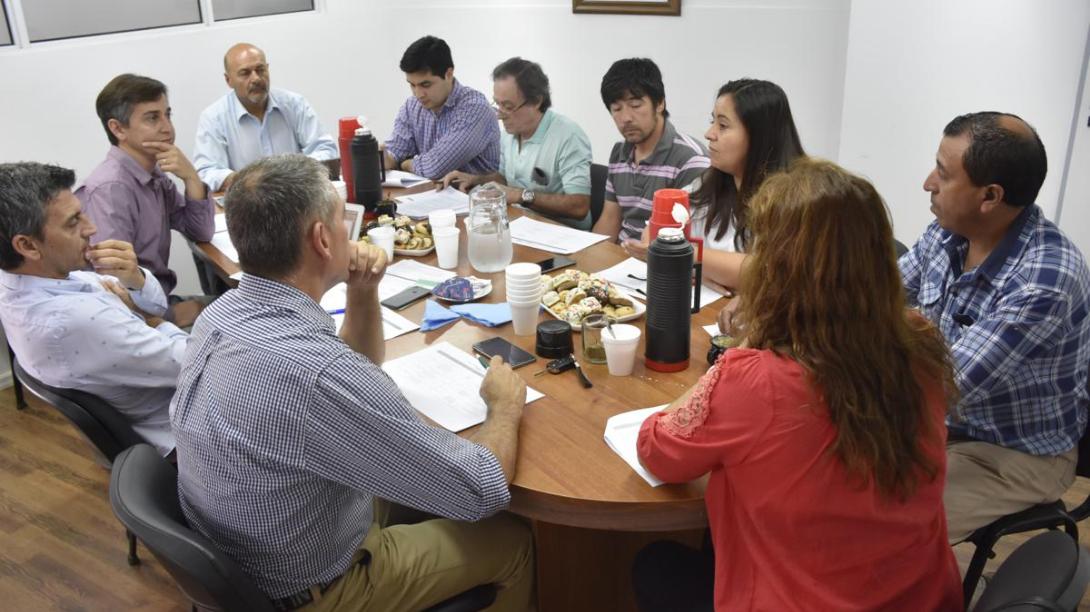 Se reunió el Consejo Productivo Local