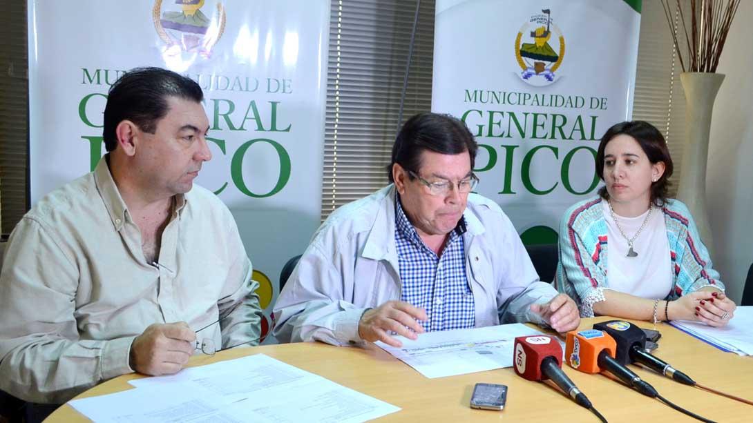 Anunciaron la grilla de actividades por el 112° Aniversario de General Pico