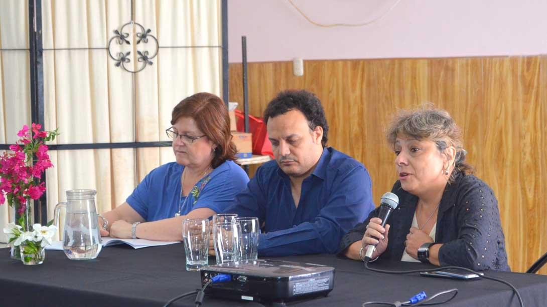 Exitosa capacitación sobre Herramientas para el abordaje en discapacidad
