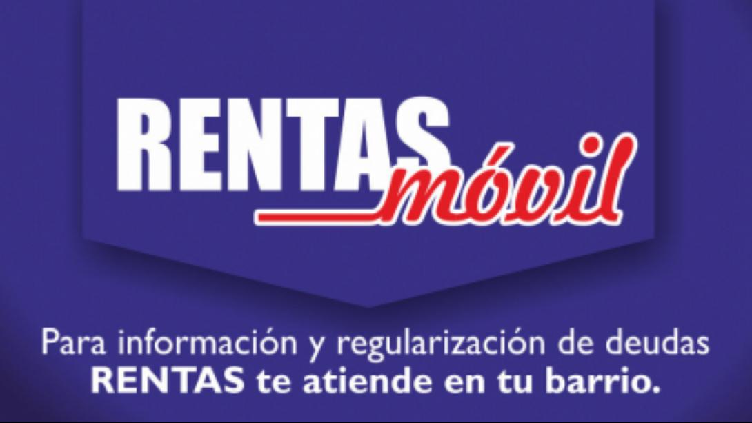 """""""Rentas Móvil"""" visitará mañana el barrio Ranqueles"""