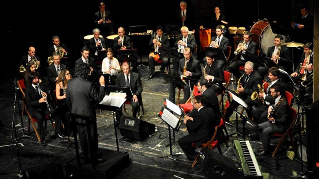 Hoy se presenta la Banda Sinfónica de la provincia