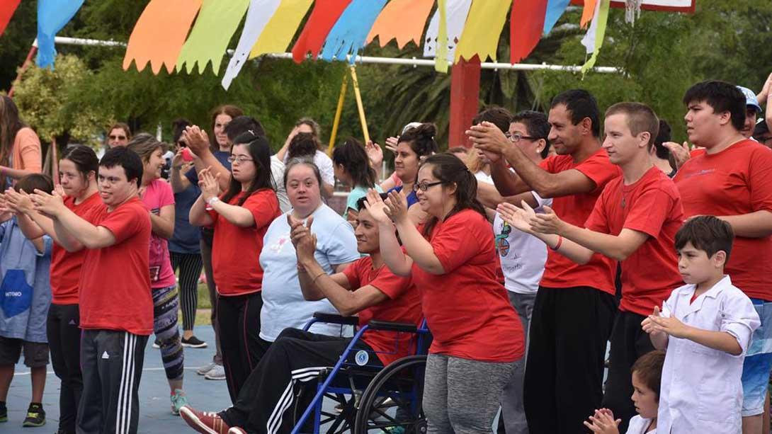 """Realizaron una jornada en conmemoración del """"Día Internacional de las Personas con Discapacidad"""""""