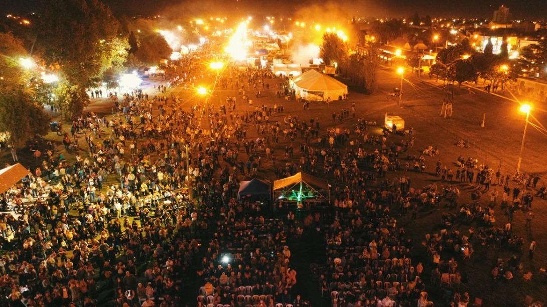 Fiesta Aniversario de General Pico: Los piquenses vivieron un gran comienzo de la fiesta de la ciudad