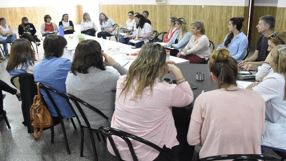 Se reunió el Consejo Municipal de Políticas Públicas para personas con discapacidad