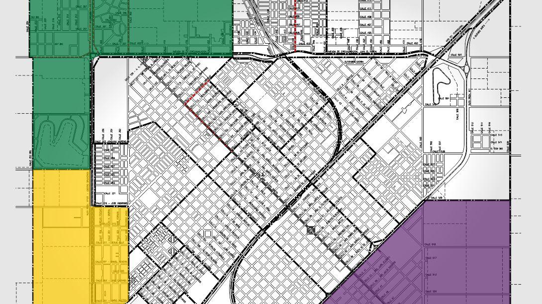 Invitan a los vecinos a ponerle el nombre a los barrios sin denominar