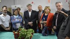 Aprhopam recibió la visita de Funcionarios de Gobierno