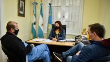 CONTROL Y MONITOREO DE LOS TRANSPORTISTAS QUE LLEGAN A LA CIUDAD