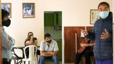 DESARROLLARON UNA REUNIÓN ENTRE EL MUNICIPIO, SALUD Y PROPIETARIOS DE RESIDENCIAS PARA PERSONAS MAYORES