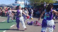 """El Servicio Social de Base de barrio Malvinas dijo """"Bienvenida Primavera"""""""