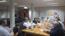 Se reunió el Consejo Interbarrial
