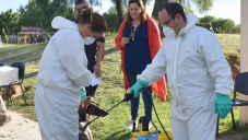 Más de 3500 mascotas en una exitosa campaña de vacunación antirrábica y contra la garrapata