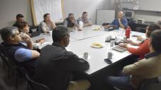 Nueva reunión por ordenamiento de periurbano en la ciudad