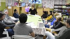 Finalizan las reuniones del distrito IV en Presupuesto Participativo