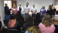 Exitoso seminario y muestra activa de los cursos y talleres de IdEdI