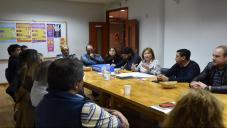 Nueva reunión el Consejo Interbarrial