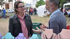 Exitosa Feria de Emprendedores por el Día de la Madre