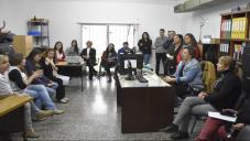 Consejo Municipal de Políticas Públicas para personas con Discapacidad: jornadas de capacitación al personal municipal