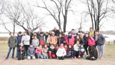 El programa INAUN culminó con las actividades de invierno en la Reserva Natural Urbana
