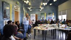 Rainone participó del II Encuentro Patagónico de Participación Ciudadana