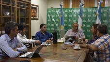Nuevo encuentro entre el Municipio y Cámara de Comercio