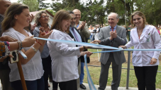 Inauguraron importantes obras en el hospital Gobernador Centeno