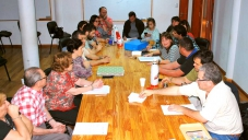 Se reunieron los integrantes del Consejo Interbarrial