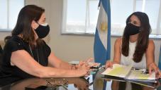 ALONSO REALIZA IMPORTANTES GESTIONES ANTE FUNCIONARIOS NACIONALES