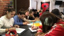 Comienza un nuevo taller de orientación vocacional en Juventud