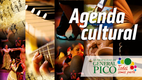 Agenda cultural para los próximos días