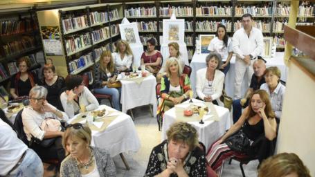 Reconocimiento a Mujeres en la Biblioteca Estrada