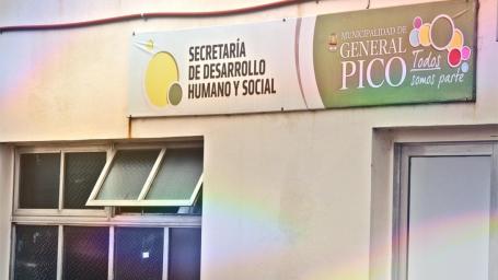 RESTRICCIÓN DE CIRCULACIÓN EN LA SECRETARÍA DE DESARROLLO SOCIAL DEL MUNICIPIO