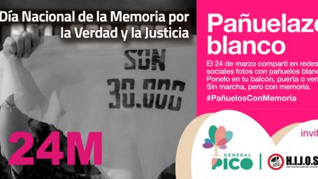 MANTENGAMOS VIVA LA MEMORIA