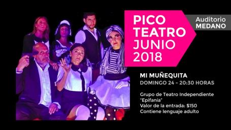 """Pico Teatro presenta """"Mi muñequita"""""""