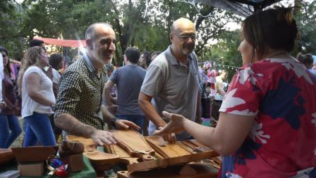 En la Española el domingo habrá feria de emprendedores por el Día de la Niñez