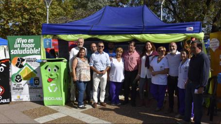 Exitosa décimo primera edición de la Feria de la Salud