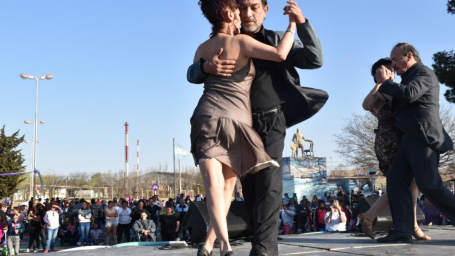 El barrio Malvinas festejó la llegada de la primavera