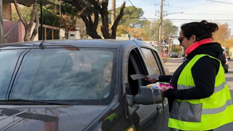 El municipio realiza actividades conmemorativas por el Día Mundial de la Seguridad Vial