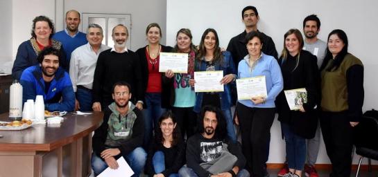 Finalizó el curso en Marketing y Ventas por Internet con 25 egresados