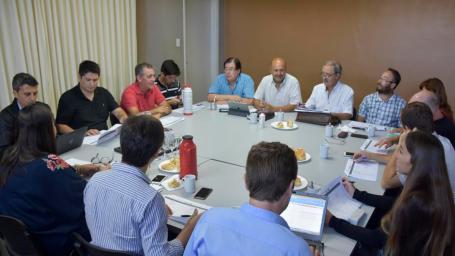 Primera reunión del Consejo Productivo Local
