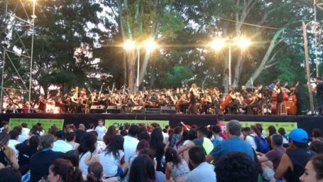 Culmina la participación del Ensamble de Vientos y Percusión en Chascomús