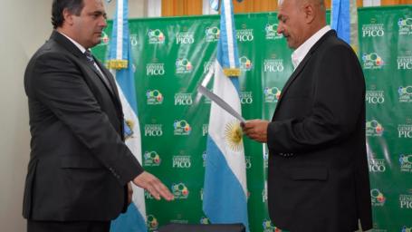 Asumió el nuevo juez de Faltas de la ciudad de General Pico
