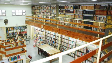 """Viví un montón de historias, asociate a la Biblioteca """"José Manuel Estrada"""""""